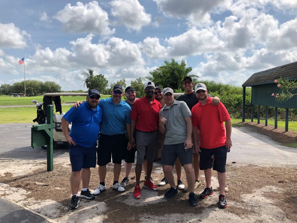 Golf Outing May 4th 2019